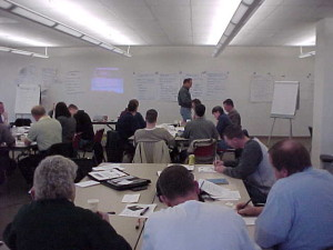 Train-the-Trainer course in Colorado